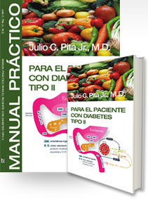 Dr. Julio Pita M.D. handy Manual for Patients with Type II Diabetes - Endcrinologist Physician, Internal Medicine, Diabetes Doctor, Metabolisim Physician Miami, Florida